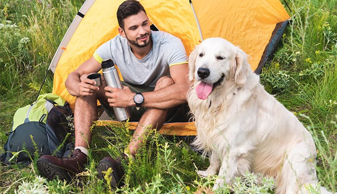 How_To_Choose_Dog_Camping_Gear