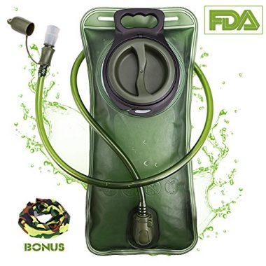 CHERAINTI (Leak Proof, BPA Free) Hydration Bladder