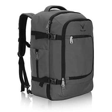 Hynes Eagle Flight Approved Carry On Travel Backpack