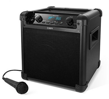 Portable Bluetooth Speaker by ION Audio