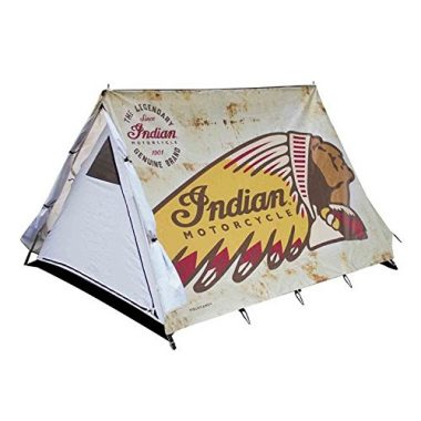 Indian New OEM Vintage Traveling Motorcycle Camping Tent