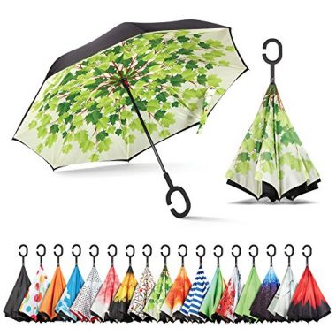 Reverse Umbrella with UV Protection by Sharpty