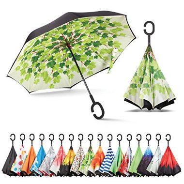 Sharpty Reverse UV Protection Umbrella