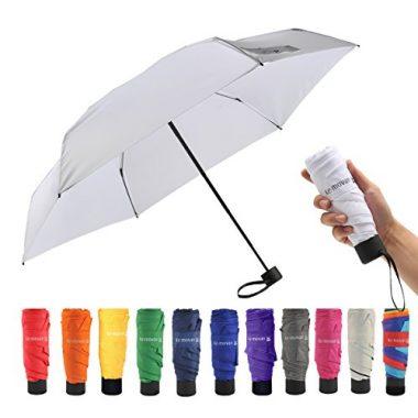 Ke.movan Mini Compact Travel Umbrella