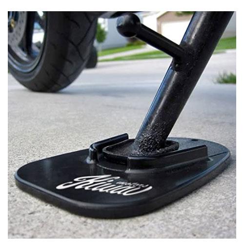 KiWAV Motorcycle Kickstand Pad