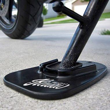 KiWAV kickstand pad Motorcycle Camping Gear