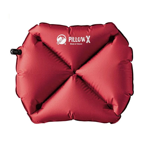 Klymit X Inflatable Camping Pillow
