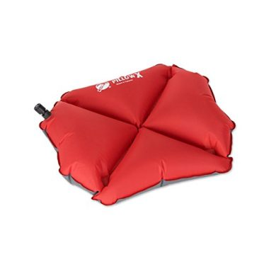 Klymit X Inflatable Travel Camping Pillow