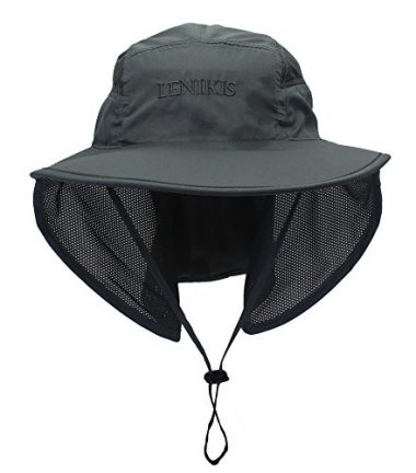 Lenikis Unisex Sun Hiking Hat