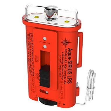 Lifesaving Systems Corp Aqua-Sirius LRS Distress Flare Light