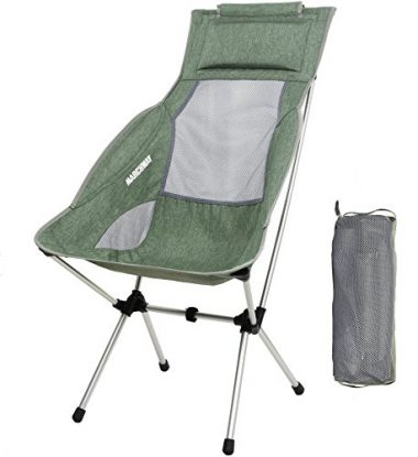 MARCHWAY Lightweight Backpacking Chair