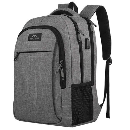 Matein Anti-Theft Business Travel Backpack