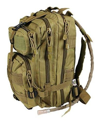 Monkey Paks Small Military Tactical Backpack