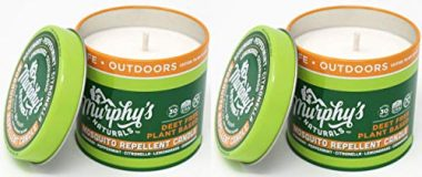 Mosquito Repellant Candle by Murphy's Naturals