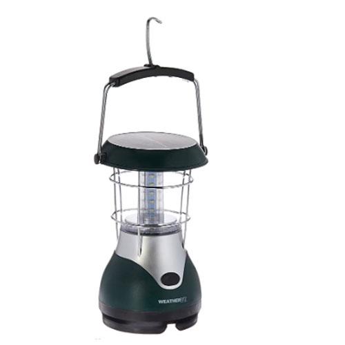 Nebo WeatherRite 5959 Camping Solar Lantern