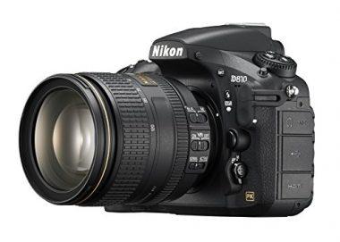 Nikon D810 FX-format Digital SLR Camera For Hiking