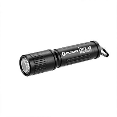 OLIGHT 90 Lumens i3E EOS PMMA TIR Lens AAA Flashlight