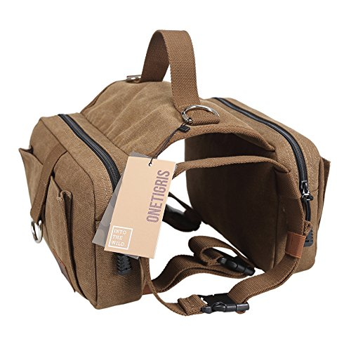 OneTigris Pack Hound Travel Dog Camping Gear