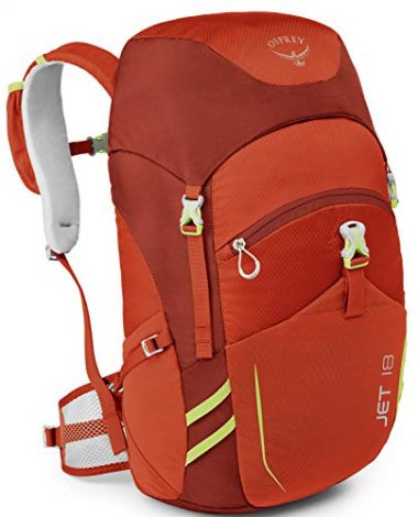 Osprey Youth Jet 18 Kids Hiking Backpack