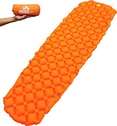 Outdoorsman Lab Ultralight Backpacking Sleeping Pad