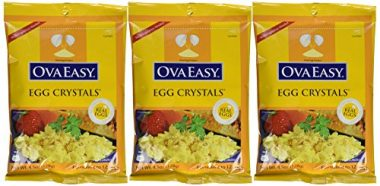 OvaEasy Powdered Whole Eggs Backpacking Food