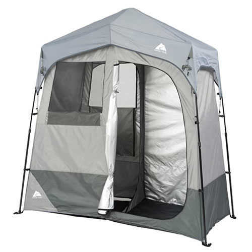 Ozark Trail Instant 2-Room Shower and Changing Shelter