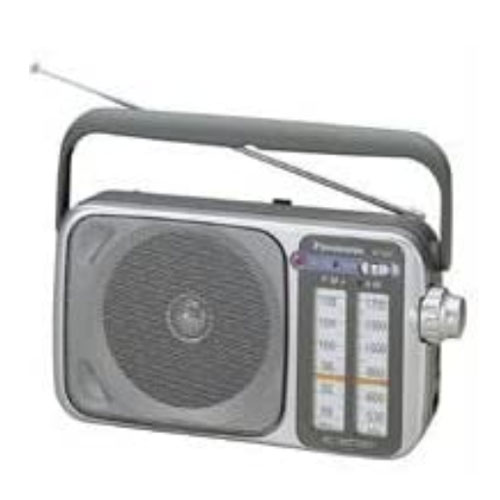 Panasonic RF-2400D AM FM Portable Radio