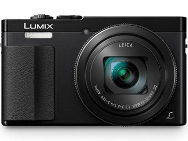 Panasonic Lumix ZS50, Black Hiking Camera