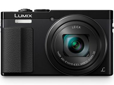 Panasonic Lumix ZS50, Black Camera For Hiking
