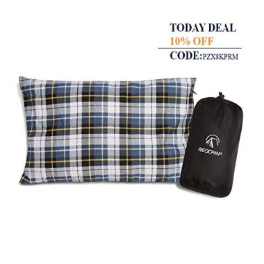 Outdoor Camping Pillow by REDCAMP