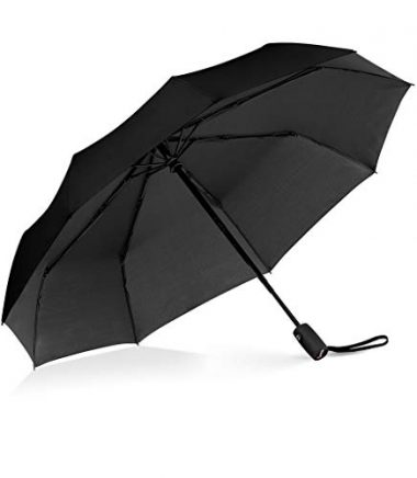 Windproof Travel Umbrella with Teflon Coating by Repel Umbrella