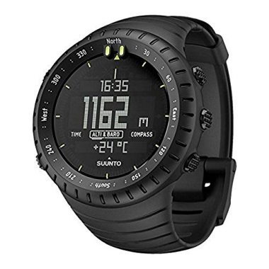 SUUNTO Core All Black – Military Tactical Watch