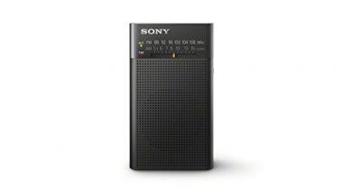 Sony ICFP26 Portable AM/FM Radio