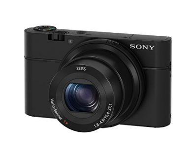 Sony RX100 20.2 MP Premium Hiking Camera
