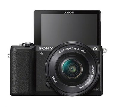Sony a5100 16-50mm Mirrorless Digital Camera For Hiking
