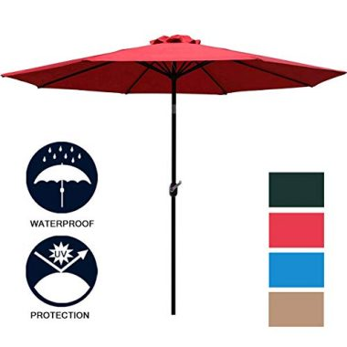 Patio Outdoor Umbrella by Sunnyglade