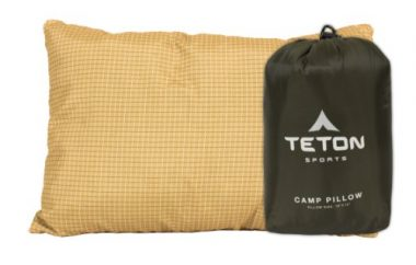 TETON Sports Backpacking Pillow