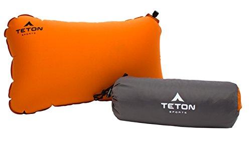 TETON Sports ComfortLite Self-Inflating Backpacking Pillow