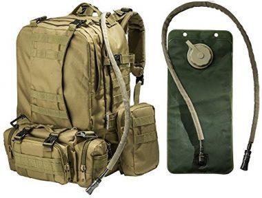 MOLLE Monkey Paks Tactical Backpack