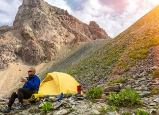 The_Difference_Between_Backpacking_And_Camping_Tent