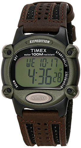 Timex Men's Expedition Classic Digital Chrono Alarm Timer Full-Size Tactical Watch