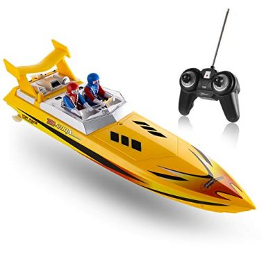 Top Race Remote Control Water Speed Boat