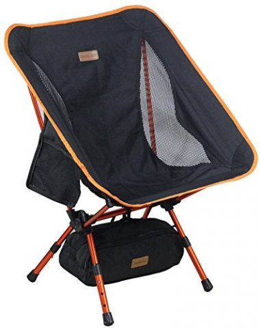 Trekology YIZI Go Portable Backpacking Chair