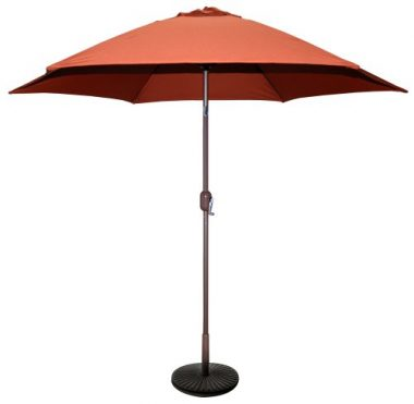 Aluminum Patio Umbrella by Tropishade