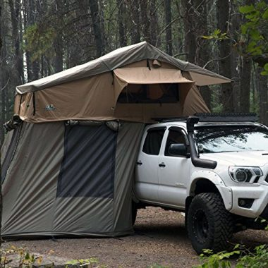 Tuff Stuff Ranger Overland with Annex Room Roof Top Tent