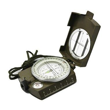 Ueasy Prismatic Sighting Compass