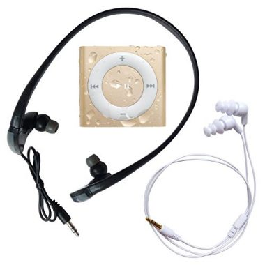 Underwater Audio Waterproof MP3 Player