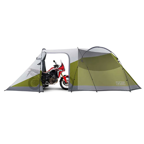 Vuz Moto Waterproof Motorcycle Tent
