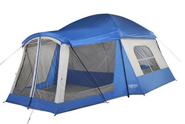 Wenzel 8 Person Klondike Family Tent
