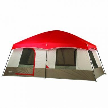 Wenzel Timber Ridge Tent – 10 Person